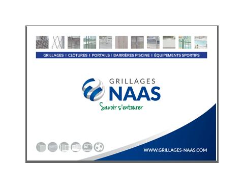 brochure presentation de l'entreprise
