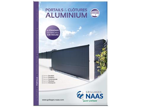 brochure gamme portails aluminium