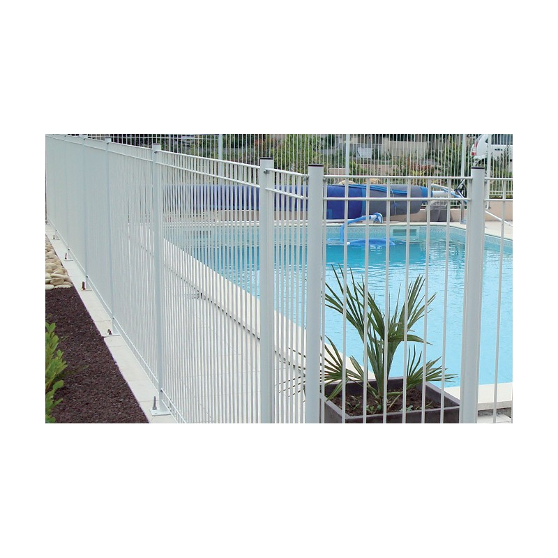 Grillages naas for Piscine rigide