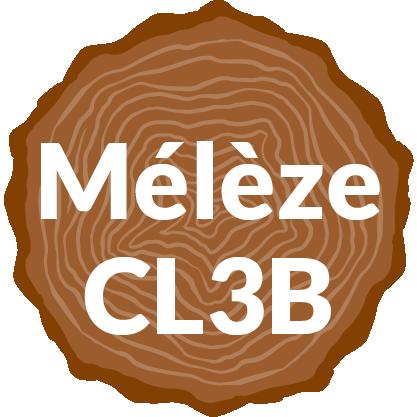 Mélèze, naturellement durable